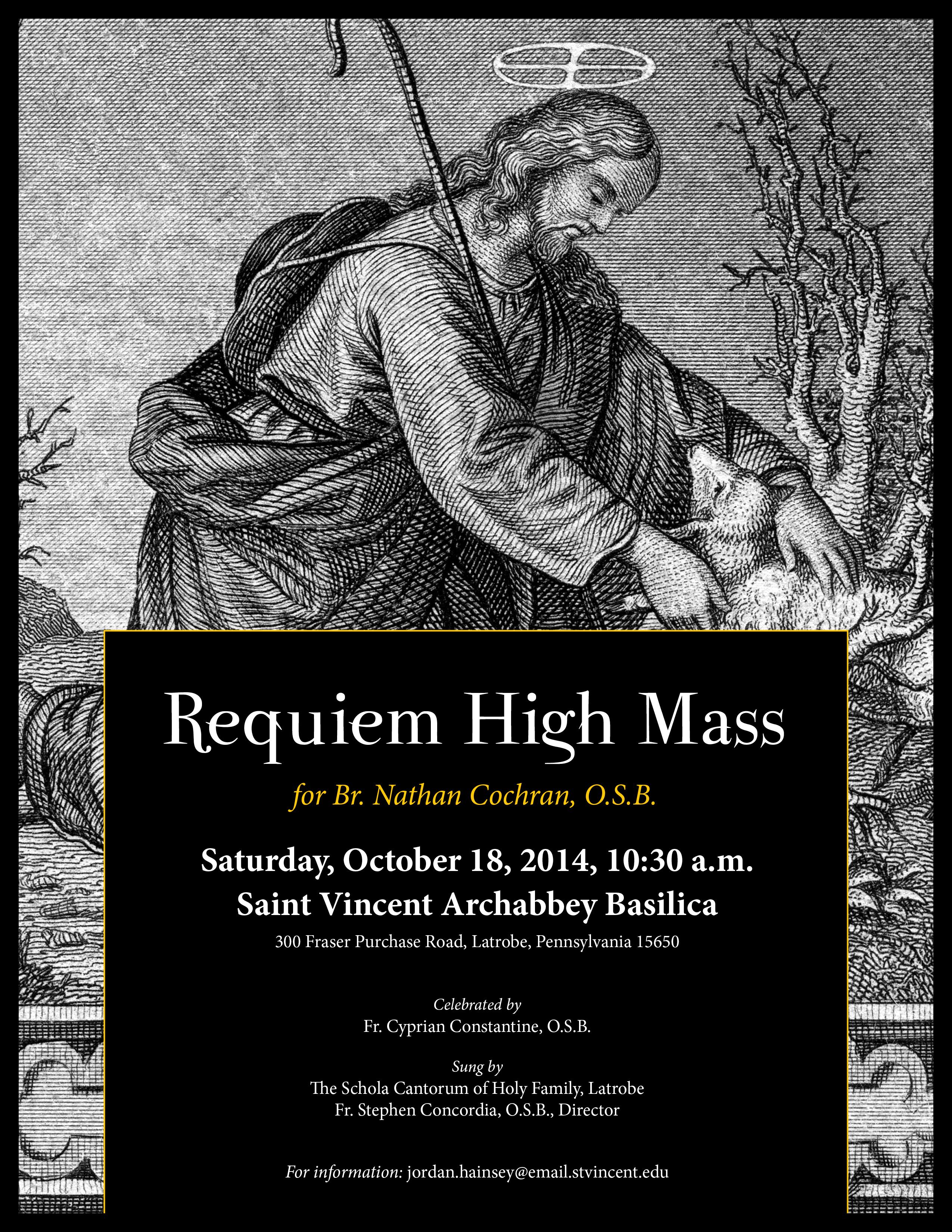 Latin Requiem Mass 52
